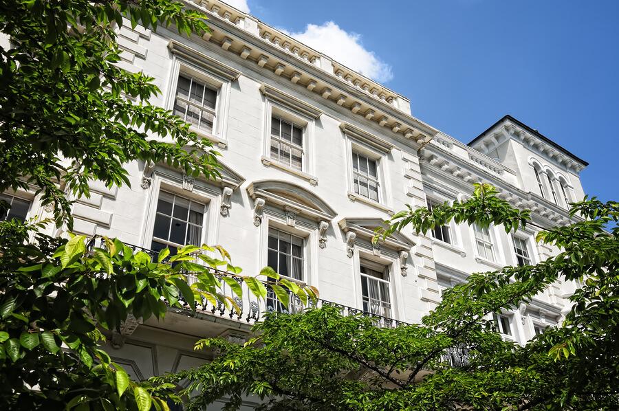 Notting Hill, London.