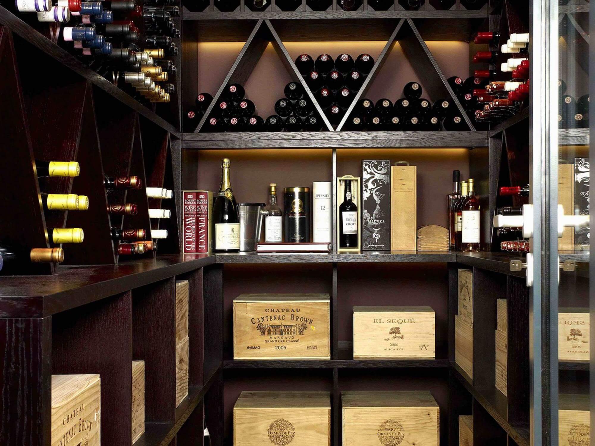 OLBC - Wine Rooms