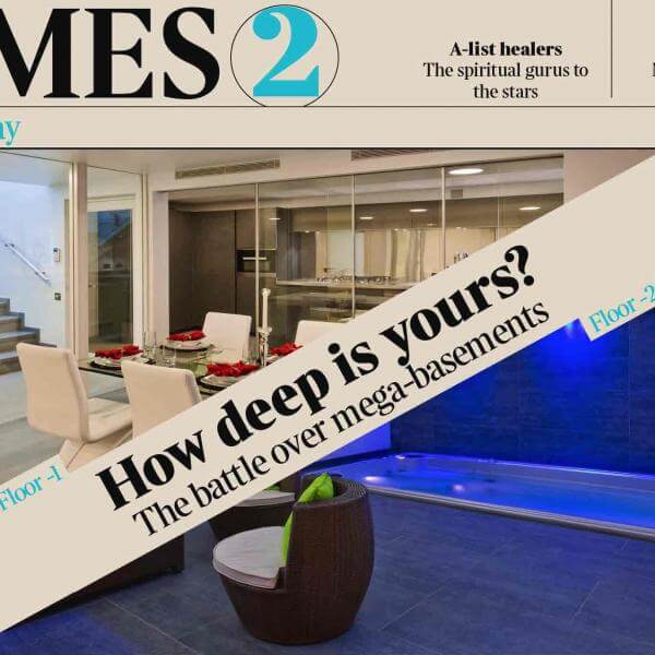 How Deep is Yours? - The Times