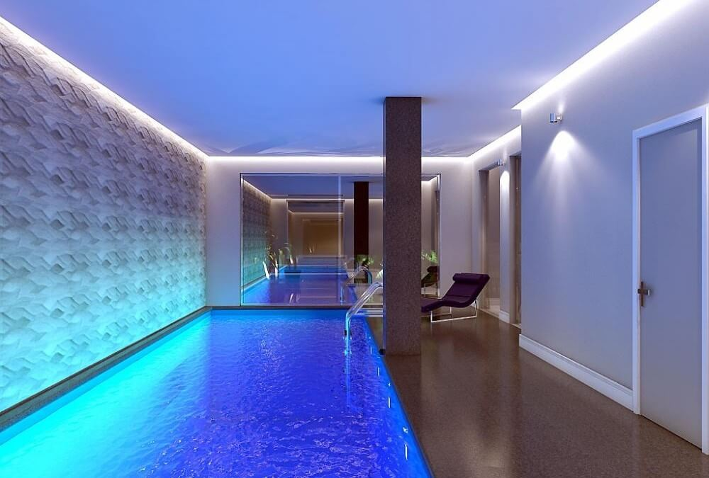 Prime Property Buyers Seek Luxury Swimming Pools
