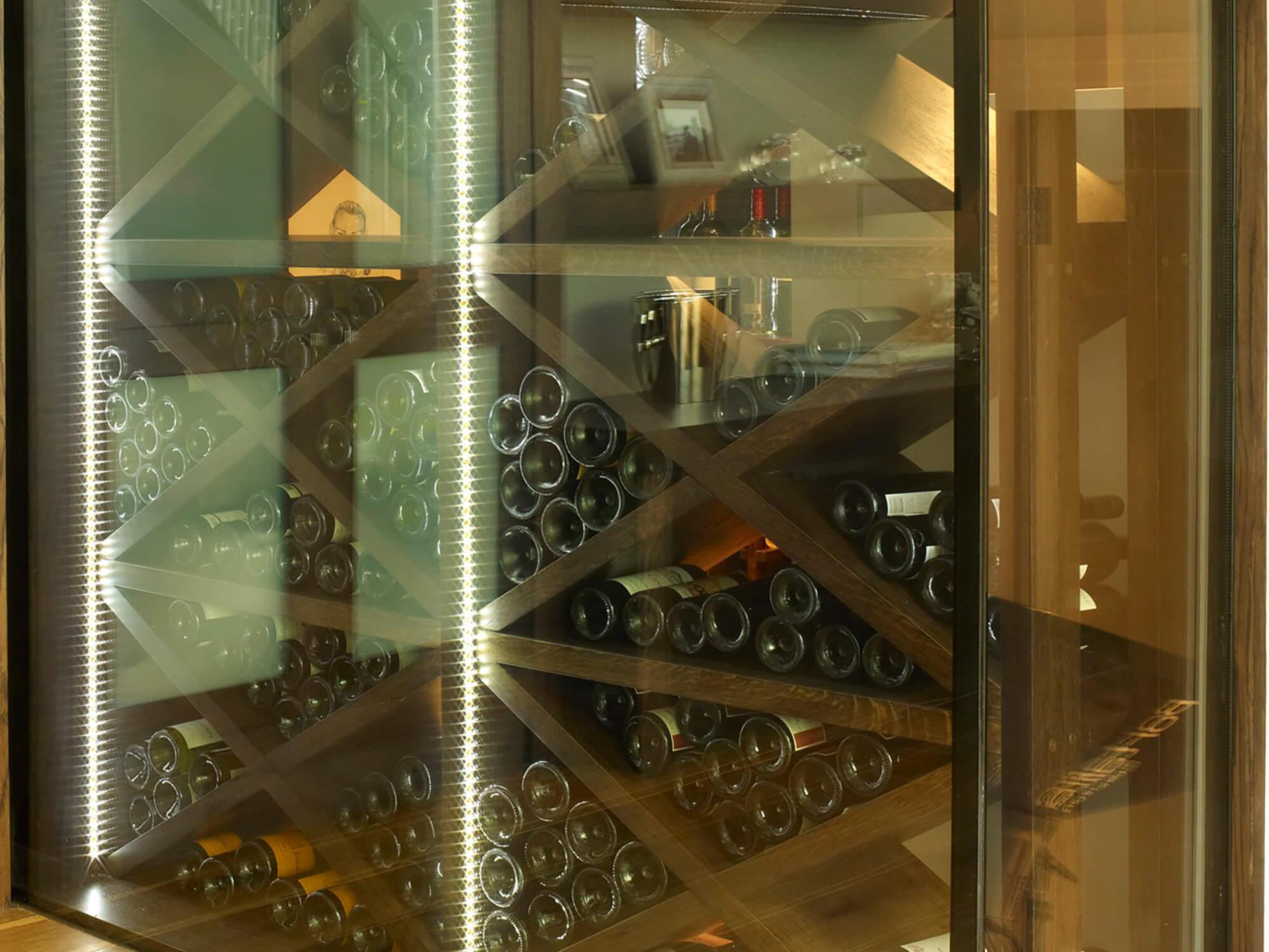Basement Wine Cellars