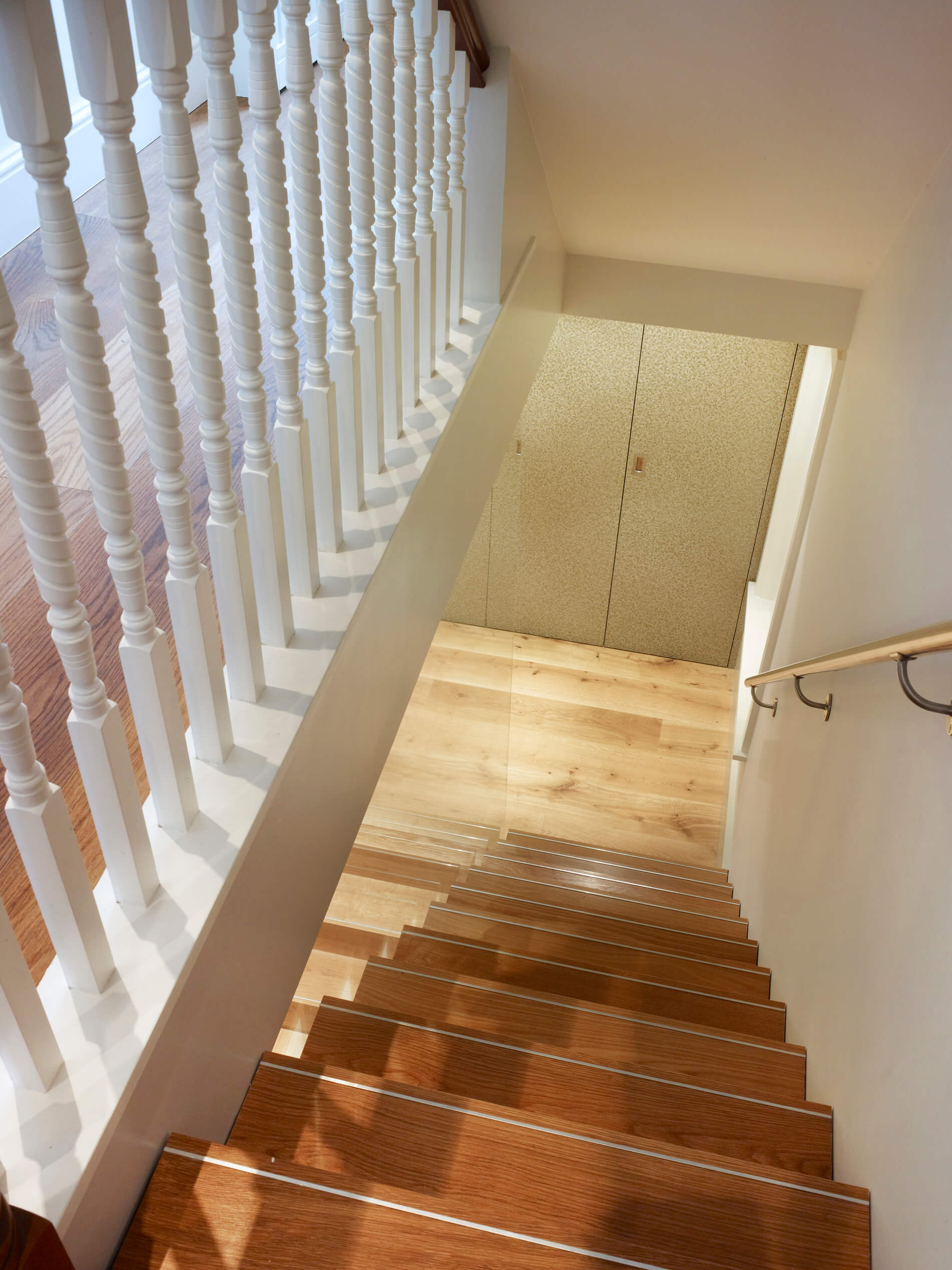 Basement Conversion to a Large Victorian House in SW18